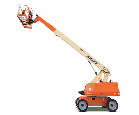 600SJ boom lift for rent in Wisconsin