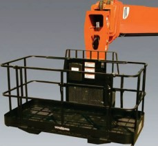 JLG Fork Mounted Work Platform
