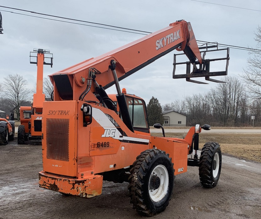Skytrak 8042 Telehandler for sale in Wisconsin