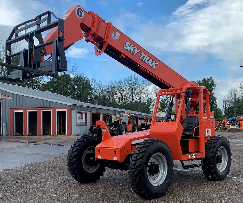 2006 Skytrak 6042 Legacy Telehandler for sale in Wisconsin