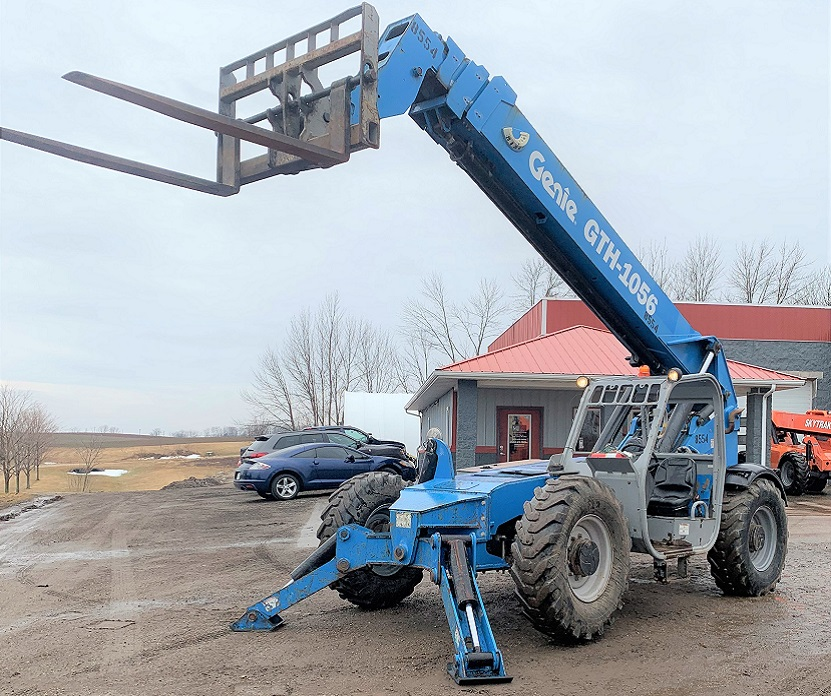 2014 Genie GTH-1056 Telehandler for sale